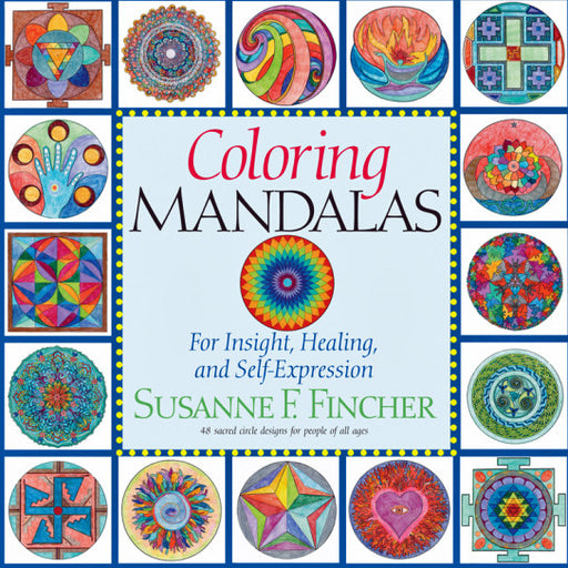 Coloring Mandalas - One