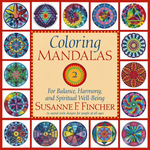 Coloring Mandalas - Two