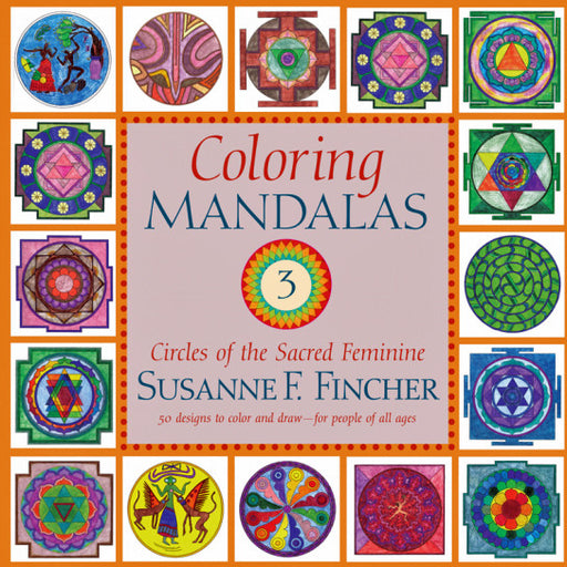 Coloring Mandalas - Three