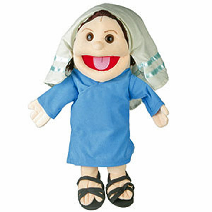 Mary/Woman with Cowl Hand Puppet