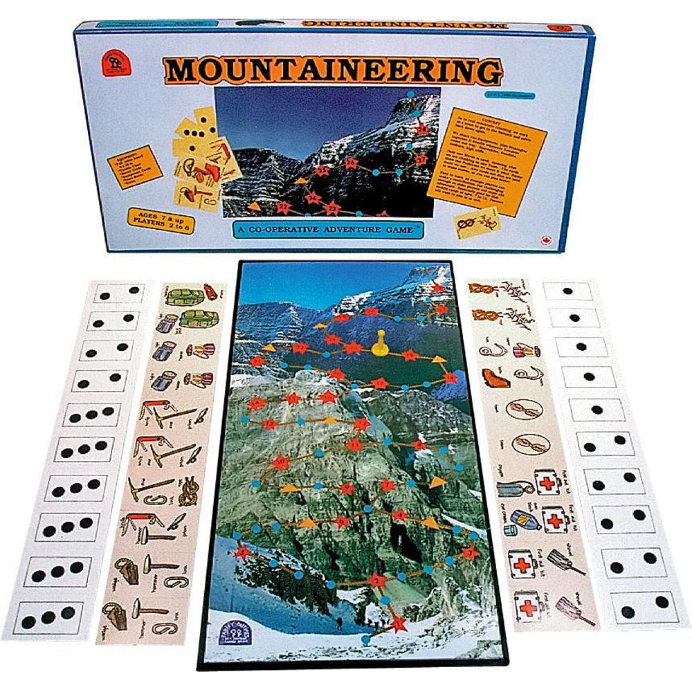 Mountaineering (Cooperative Game)