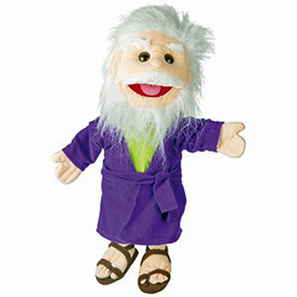 Noah/Old Man with Beard Hand Puppet