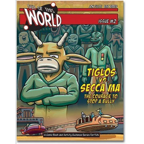 Out of This World: Tiglos vs Secca Ma (cope with bullying)