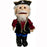 Pirate Captain Puppet