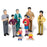 Pretend Play Family, Asian