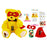 Brian, Super Hero Play Therapy Bear & accessories