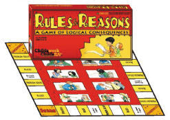Rules and Reasons Board Game
