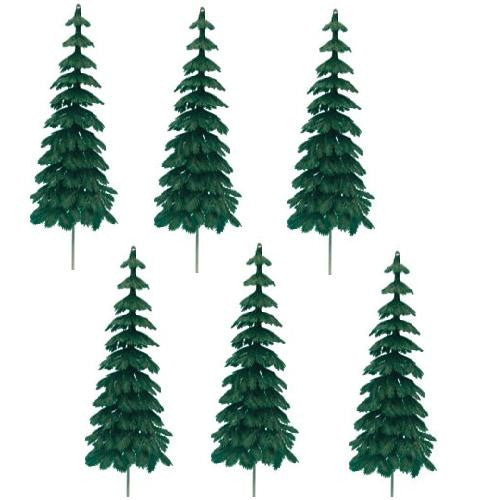 Small Fir Tree (Set of 6)