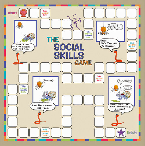how to develop social skills in a child