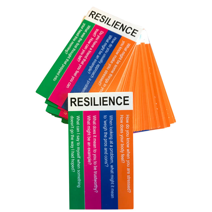 Resilience Cards for Totika