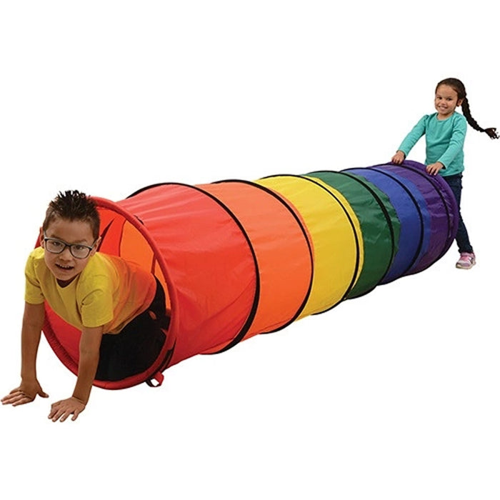 Extra Long Rainbow Tunnel
