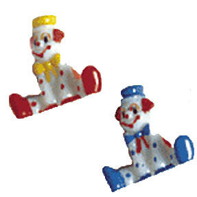 Clowns (Set of Two)