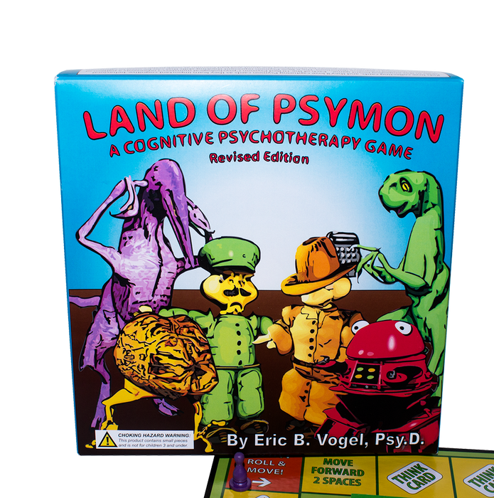 Land of Psymon (defeat negative thinking habits)