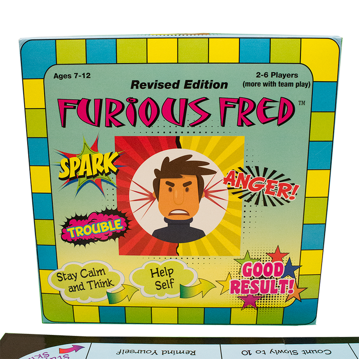 Furious Fred, Revised
