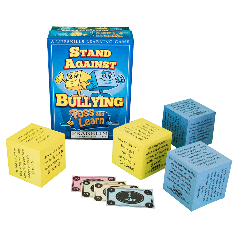 Toss and Learn: Stand Against Bullying