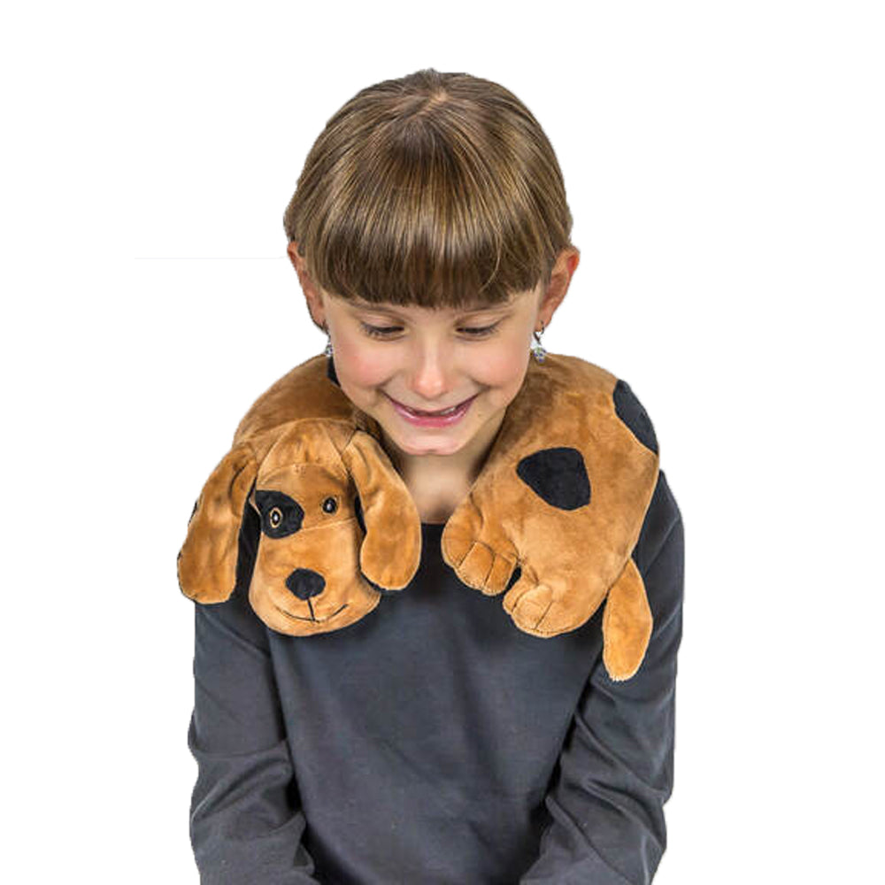 Weighted Dog Neck Pillow