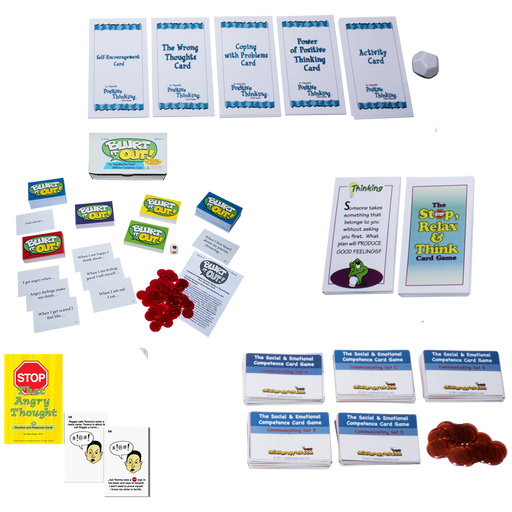 Best Selling Therapy Card Games