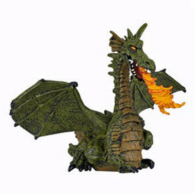 Dragon, Winged (Green)