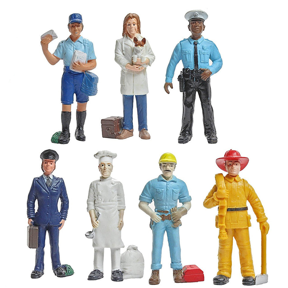 Little Kids Community Play Figures