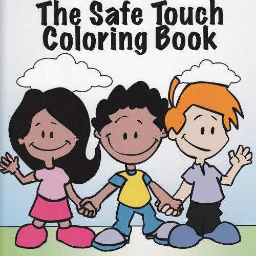 The Safe Touch Coloring Book (ten copies)