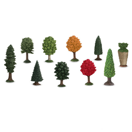 Trees Toob (Set of 10)