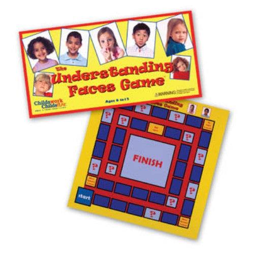 The Understanding Faces Board Game