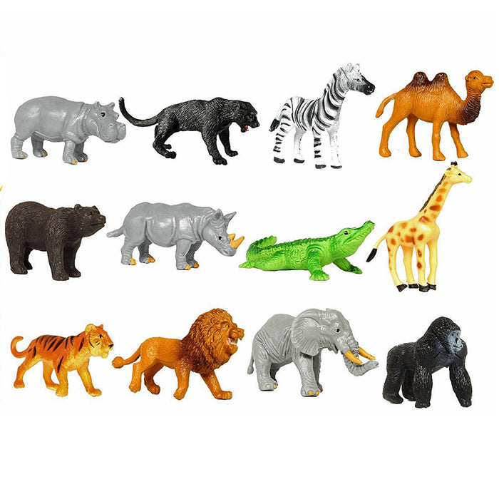 Wild Animal Collection Toob