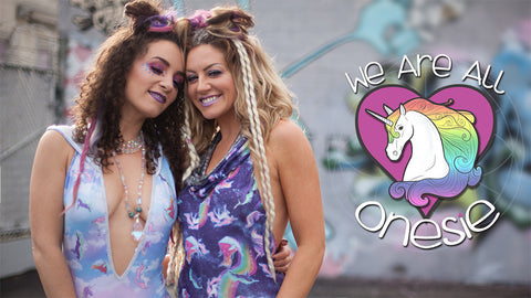 Kickstarter Campaign image We Are All Onesie