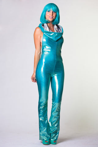 Sorceress Onesie - Mint Sparkle