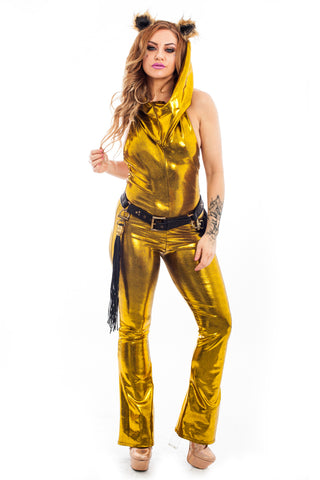 Sorceress Onesie - Solid Gold