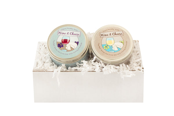 Foodie Candle Gift Set