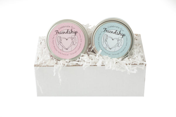 Friendship Candle Gift Set