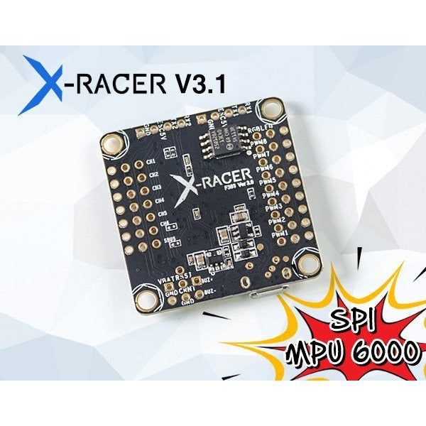 X-Racer F303 Flight Controller - Drone Racing Supply
