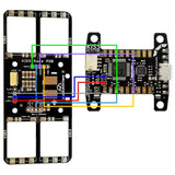 KISS 24A Carrier PDB - Drone Racing Supply