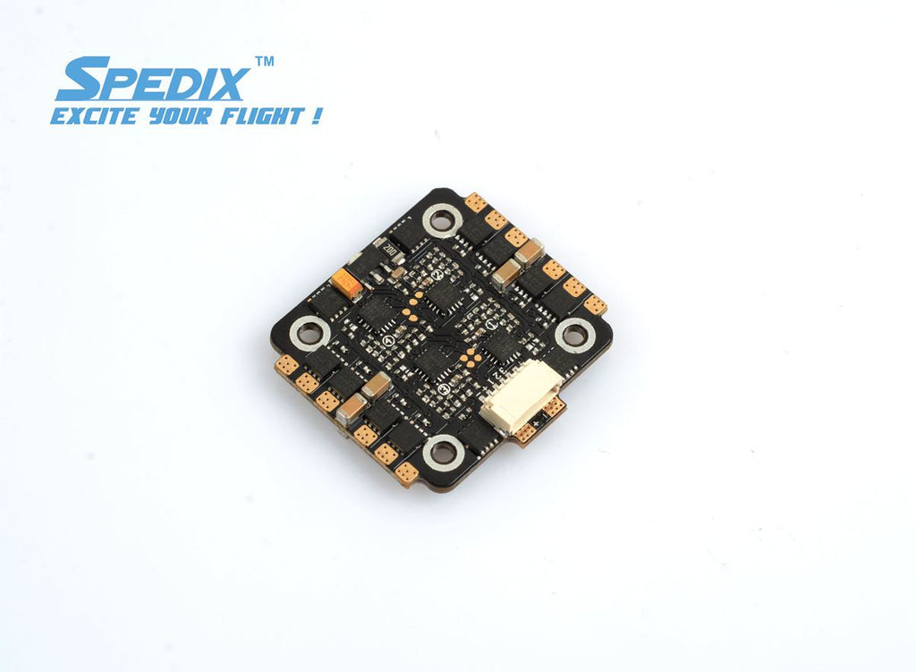 Spedix IS 20A 4-in-1 BLHeli_S ESC 20mmx20mm - Drone Racing Supply