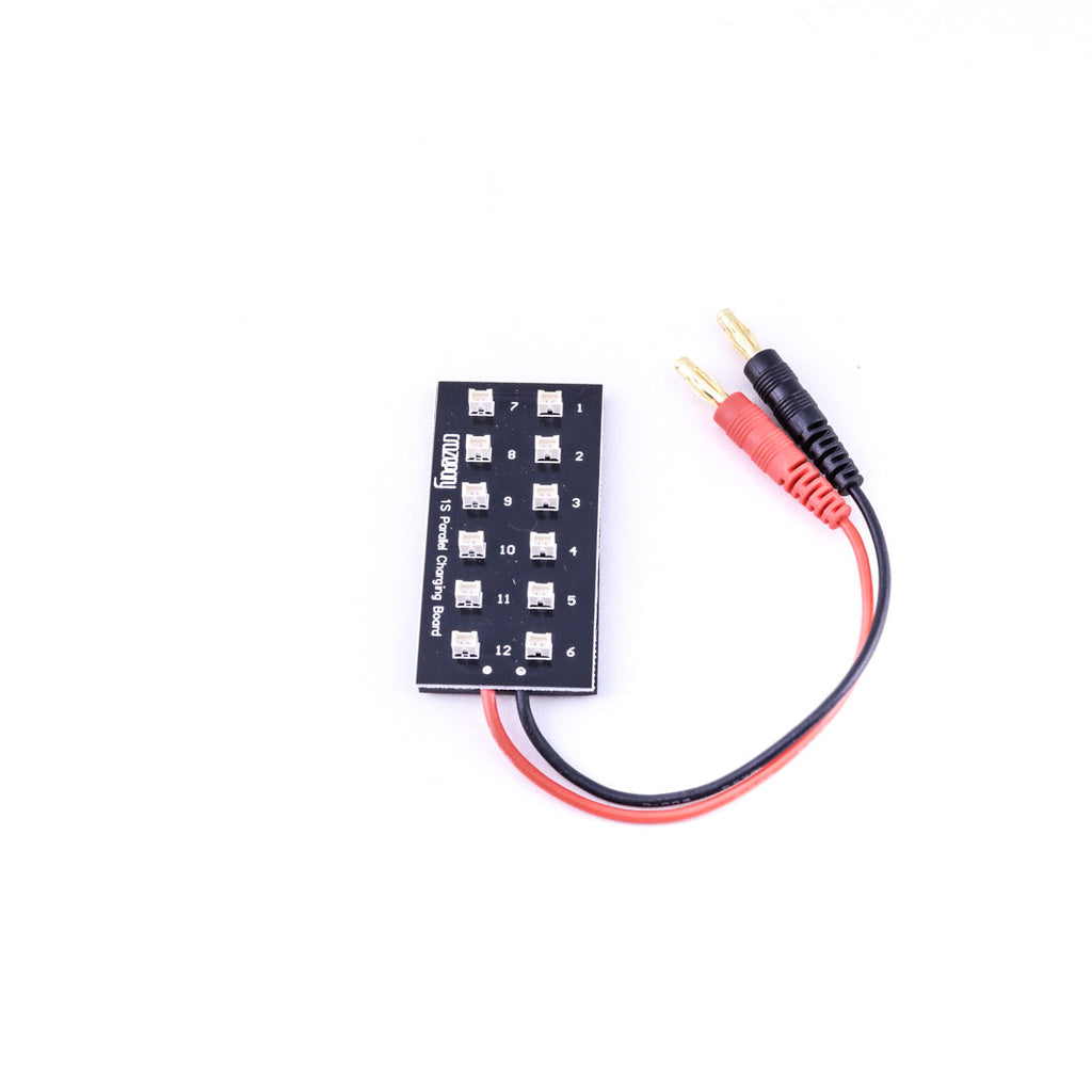 Crazepony Parallel Charging Board - Drone Racing Supply