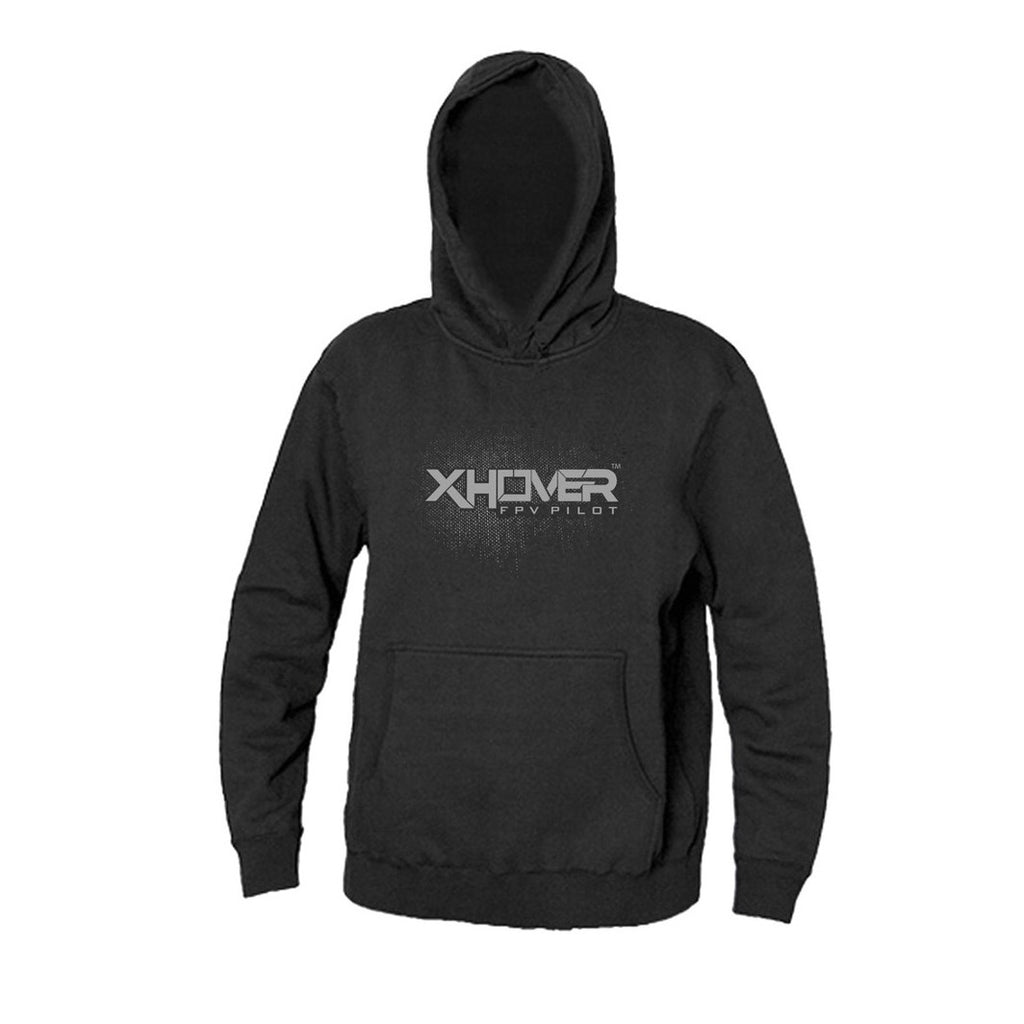 Xhover Scattered Hoodie Sweater - Drone Racing Supply