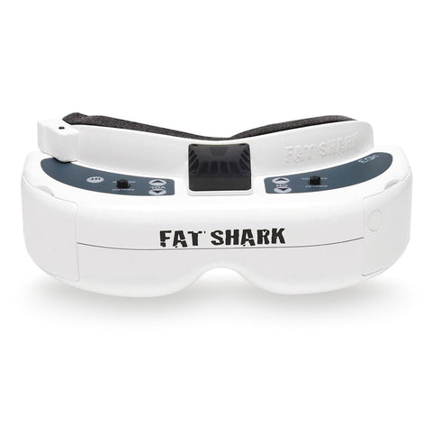 Fat Shark Dominator HD3 FPV Goggles - Drone Racing Supply