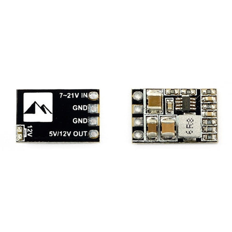 Matek Systems Micro BEC 1.5A 5V/12V ADJ - Drone Racing Supply