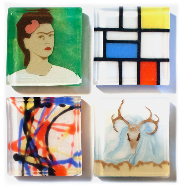 Modern art soaps for art lovers - Soapso soaps