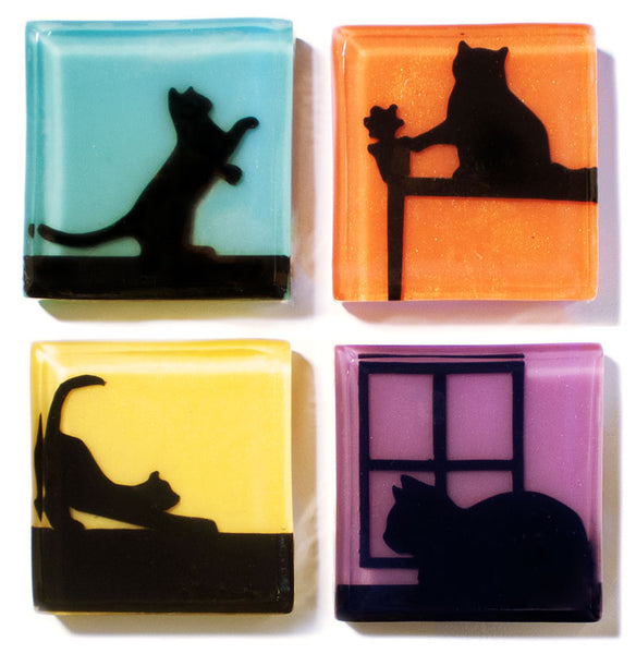 Cute kitten soaps for cat lovers - Soapso soaps