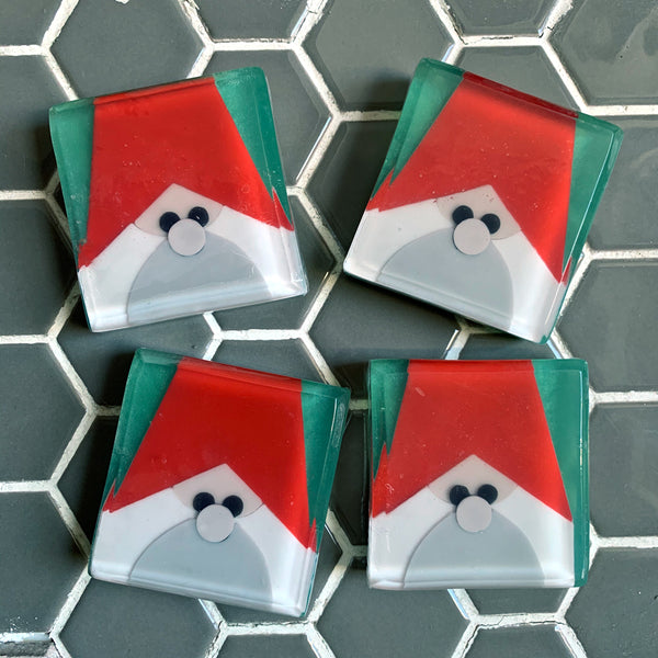 Tomte Santa Christmas soap - stocking stuffers from Soapso