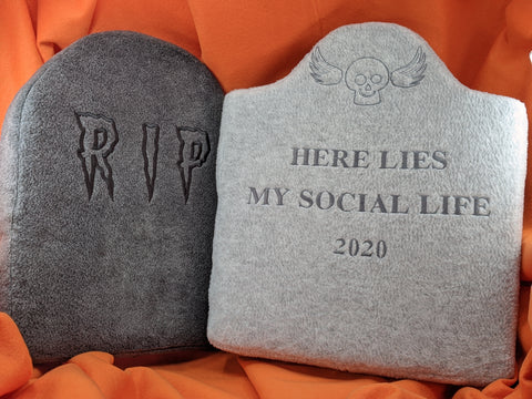 Tombstone Pillows