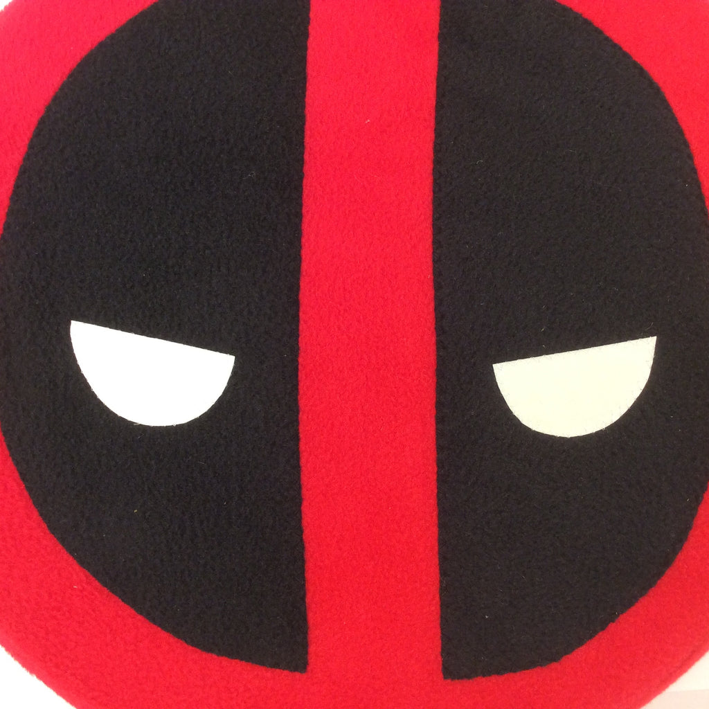 Deadpool Pillow Shield