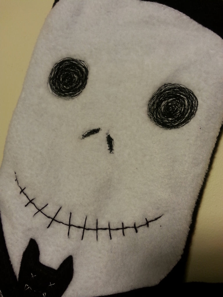 Jack Skellington Sox