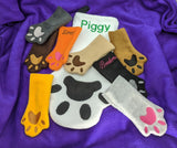 Paw Christmas Stocking Full Size