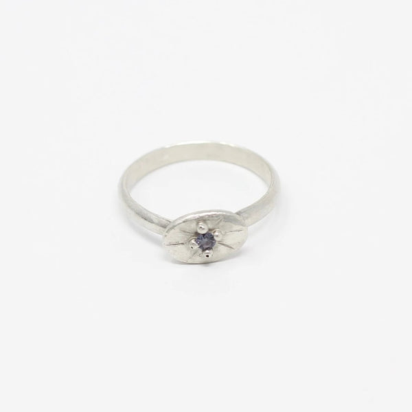Alexandrite Ring size 8.5 (r111)