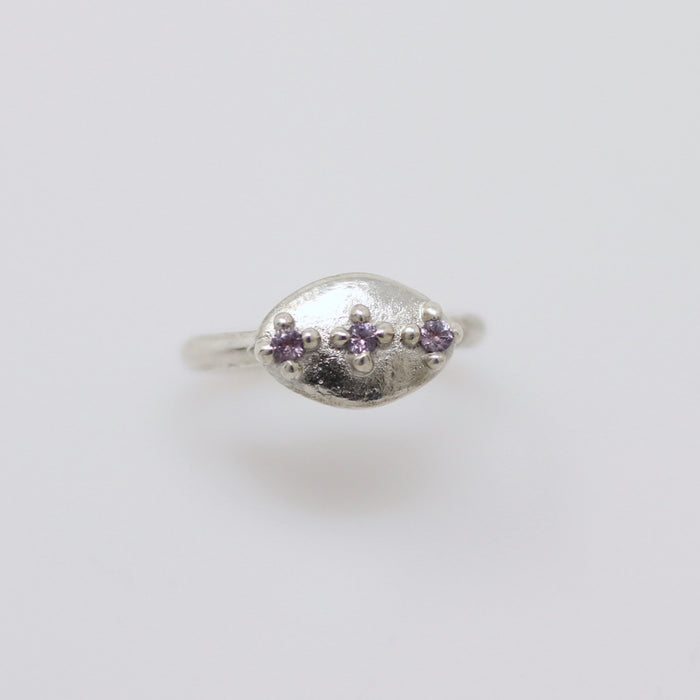 Alexandrite Ring size 7 (r124)