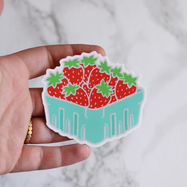 Fruits & Veggies Sticker Set