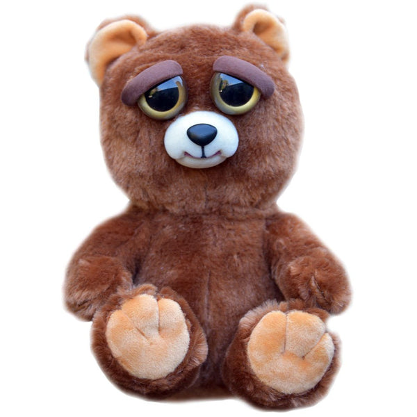 Feisty Pets - Sir Growls-A-Lot - Bear - Snappy Toys